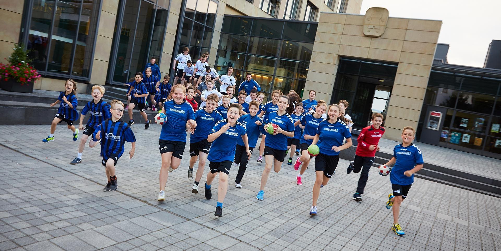 Handball-Schnuppertraining – Der TV Bitburg lädt ein