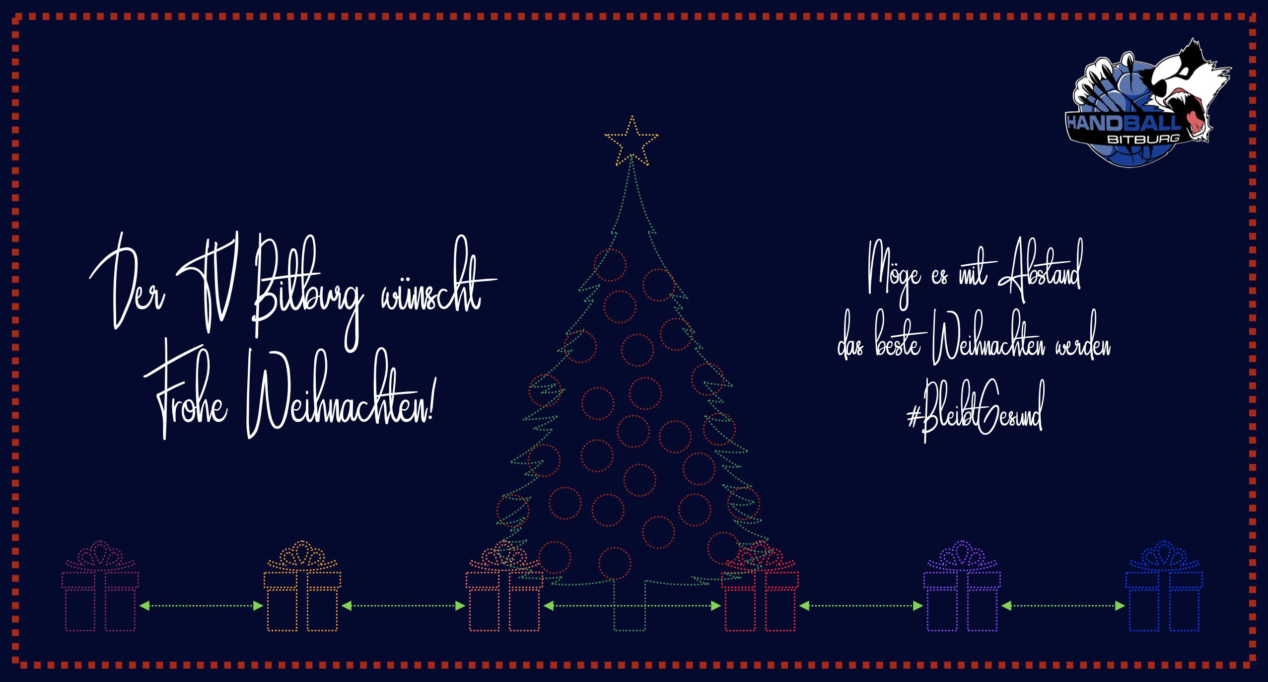 Der TVB wünscht frohe Weihnachten!