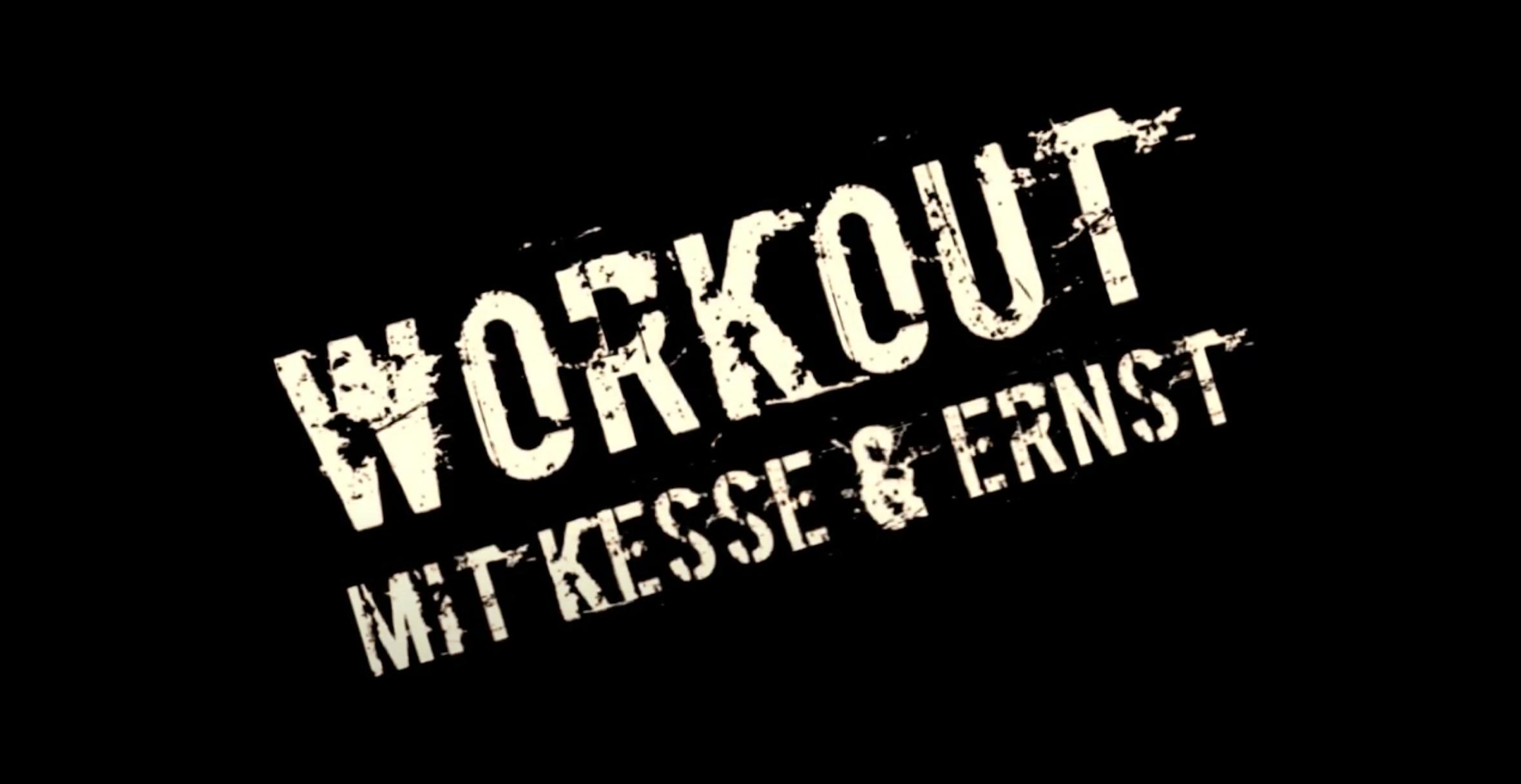 Home Workouts mit Philipp Kesse und Marc Ernst