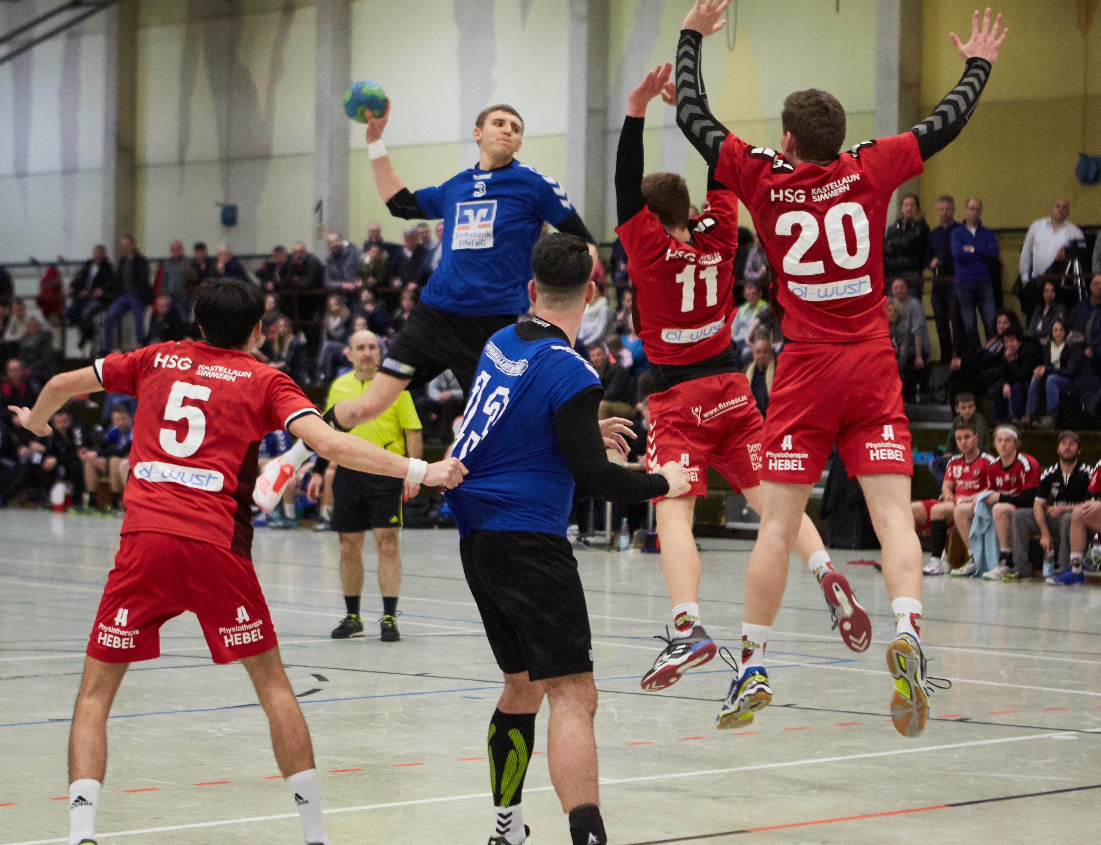 1. Mannschaft wirft Oberligisten Kastellaun aus dem Pokal