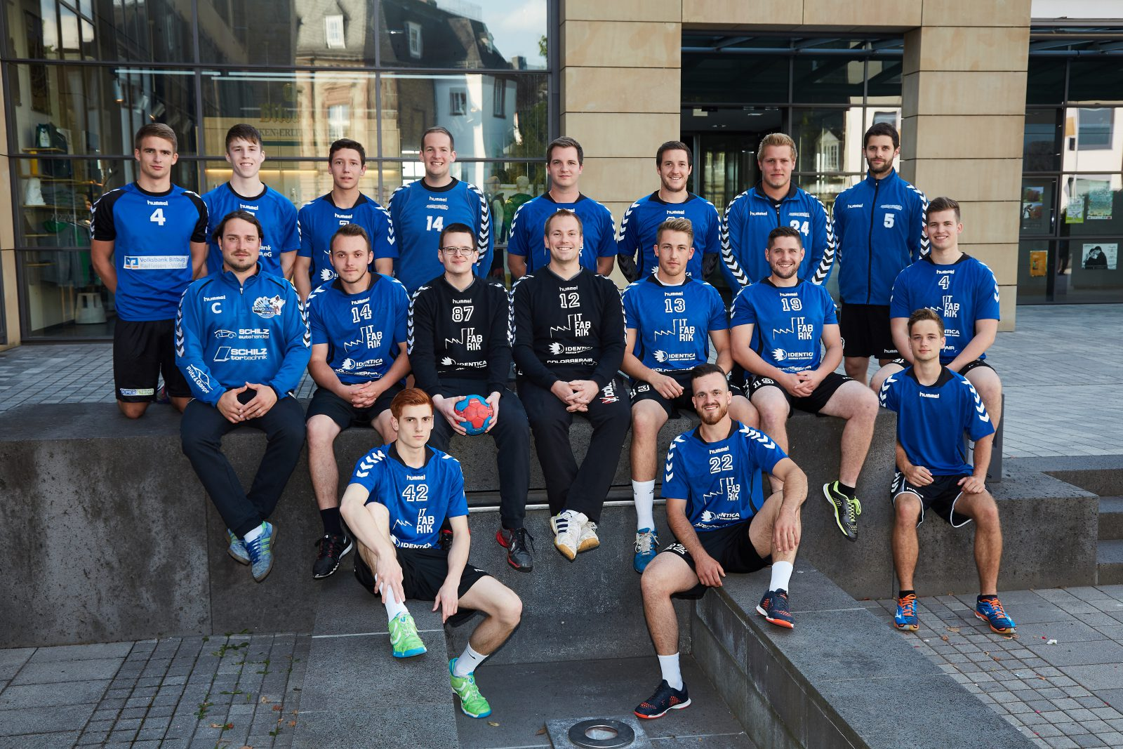 2. Mannschaft: Wichtiger Heimerfolg gegen HSC Schweich II